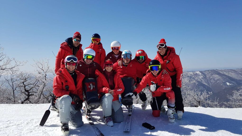 Swiss Paralympic Ski Team